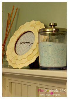 DIY Serenity Bath Salts Using Essential Oils by coconutheadsurvivalguide.com