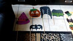 Antifaz de halloween