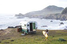 Exploring the beautiful Big Sur coastline...