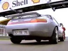 Porsche 928 GTS original DVD - YouTube Info: www.roda.com
