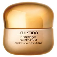 Shiseido Benefiance NutriPerfect Ночной крем - Антивозрастной уход за кожей лица, профессиональные средства и косметика купить в интернет магазине ИЛЬ ДЕ БОТЭ