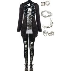 """Untitled #1194"" by bvb3666 on Polyvore"