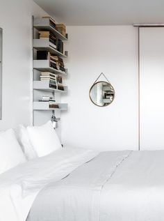 put books beside your bed ...  ~ Great pin! For Oahu architectural design visit http://ownerbuiltdesign.com