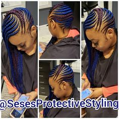 hairstyles short braided hairstyles hairstyles naija braided hairstyles you need to try hair vines hairstyles prom hair videos hairstyles nigeria Black Braided Hairstyles Updos, Toddler Braided Hairstyles, Feed In Braids Hairstyles, Quiff Hairstyles, Hairstyles Games, Hairstyles Videos, Braids For Kids, Girls Braids, Lemonade Braids Hairstyles