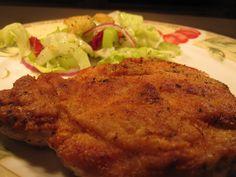 Geoffrey Zakarian's pan-roasted chicken paillard