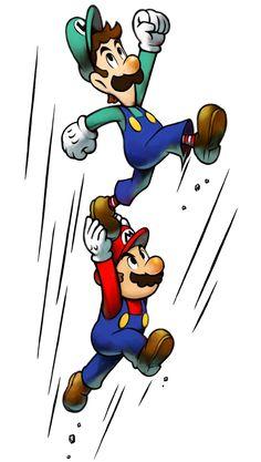 High Jump   Mario & Luigi: Superstar Saga