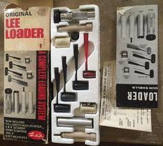 Original Vintage Lee Loader for 20 Gage Shotgun Shells A Complete Loading System   eBay