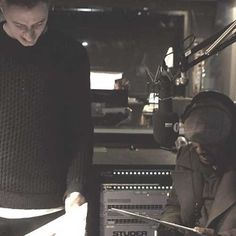 Madlib Special : Madlib joins Benji in the studio