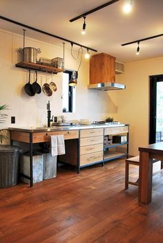 Supreme Kitchen Remodeling Choosing Your New Kitchen Countertops Ideas. Mind Blowing Kitchen Remodeling Choosing Your New Kitchen Countertops Ideas. Home Decor Kitchen, Diy Kitchen, Kitchen Furniture, Kitchen Interior, Home Kitchens, Wooden Kitchens, Cheap Furniture, Furniture Websites, Furniture Dolly