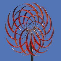 Wind sculptures mesmerize me