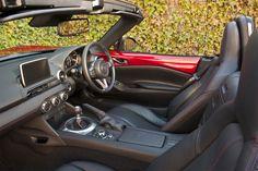 Review Mazda MX-5 2016 Specs Interior View Model