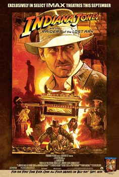 Raiders of the Lost Ark , starring Harrison Ford, Karen Allen, Paul Freeman, John Rhys-Davies. Archeologist and adventurer Indiana Jones is hired by the US government to find the Ark of the Covenant before the Nazis. #Action #Adventure