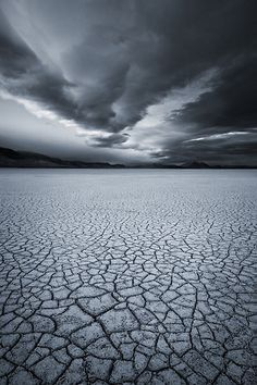 sky, cloud, barren landscape with all elements combining to draw you in. Raw Power by Tomas Kaspar