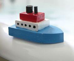 manualidades construccion barco juguetes reciclaje