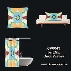 CV0043 | CircusValley Color Change, Design