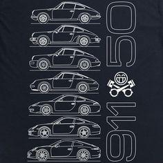 911 Generations Side T Shirt, Homme: Amazon.fr: Vêtements et accessoires