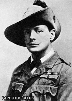 Boer War - Winston Churchill - War Correspondent