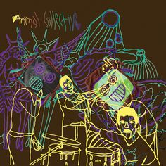 Animal Collective - spirit they're gone spirit they've vanished