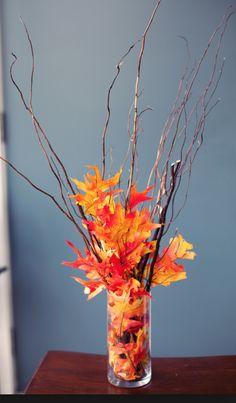maple vase