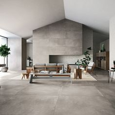 Buy Zen XL Silver tiles from Porcelain Superstore. Visit our website for great deals on porcelain tiles all with 5 year guarantee. Living Room Flooring, Kitchen Flooring, Living Room Decor, Grey Floor Tiles, Grey Flooring, Floors, Flooring Ideas, Large Tile Bathroom, Concrete Look Tile