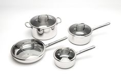 Earthchef Boreal 8-Piece Cookware Set