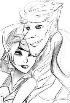 Ok this is one of the best drawn Bog's I've seen! Strange Magic Movie, Viking Drawings, Fan Anime, Anime Child, Magic Art, Best Couple, Fantasy Creatures, Creative Inspiration, Cute Couples