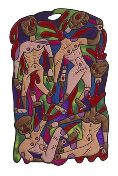 Il fresco #inferno. Inferno fresco: nuove illustrazioni dantesche in mostra. l'inferno Dantesco in chiave #splatter. In occasione dei 750 anni dalla nascita di #Dante #Alighieri, il MIAAO di Torino, nell'ambito del progetto 'Il CuNeo gotico', dal 25 settembre al 31 ottobre ospiterà un'esposizione di disegni di giovani artiste che hanno interpretato l'Inferno Dantesco in chiave 'splatter'. E, accanto a questi lavori, due opere inedite di Pablo Echaurren…