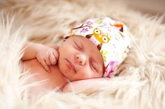 Owl hat Cotton knit cap for newborn to adult by BabyButtonTops, $10.00