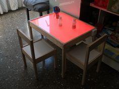 Tutorial mesa de luz 1