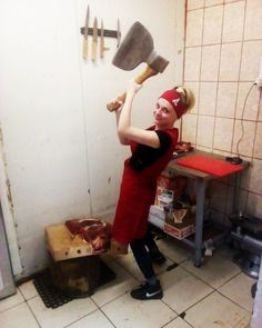 45 Best slaughter images in 2020 | Pvc apron, Apron, Slaughter