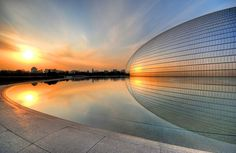 National Center for Performing Arts, Beijing