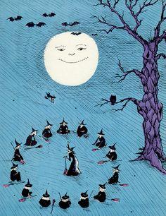 Weeny Witch by Ida DeLage illustrated by Kelly by ElwoodAndEloise