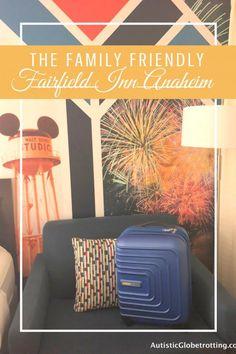 Family Friendly Fairfield Inn Anaheim