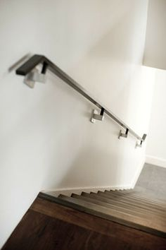 wall mounted railing design ideas pictures remodel and decor - Wall Railings Designs