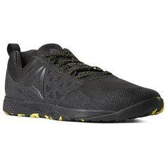 Reebok Shoes Men s CrossFit Nano 6.0 Covert in Black Go Yellow Size 10.5 -  Training Shoes ca1dd6d22
