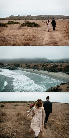 Kaitlyn and Matt Intimate Big Sur Wedding by Paige Nelson Photography Big Sur Wedding Venues, Wedding Day, When I Get Married, I Got Married, Moving In Together, Redwood Forest, Getting Engaged, Intimate Weddings, Couple Photos