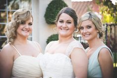 Portrait of the girls Rustic Backyard Wedding by Brit Jaye Photography San Diego, CA See www.britjaye.com for booking #sandiegoweddings #sandiegoweddingphotographer