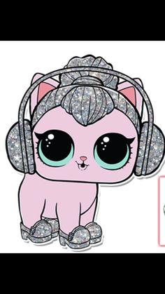 Series 3- Kitty Kitty glitterati Club