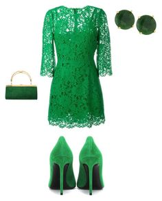 """""""happy easter"""" by carpediem123 ❤ liked on Polyvore featuring Dolce&Gabbana, Yves Saint Laurent, Panacea, Balmain and brunch"""