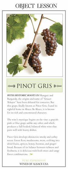 8 Pinot Gris Ideas Pinot Gris Pinot Wine Recipes