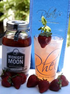 Strawberry Moonshine In Stock