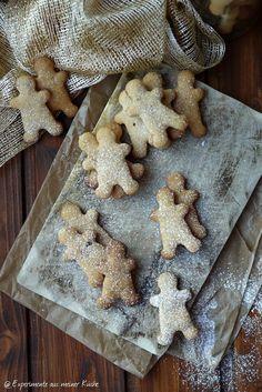 Experimente aus meiner Küche: Honigkuchen-Männchen [Weihnachtsbäckerei] #ichbacksmir #honig