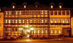 Groupon - Stolberg im Harz: 3 Tage für Zwei inkl. Frühstück, 3-Gänge-Dinner und Glas Sekt im Hotel Zum Kanzler in Stolberg. Groupon Angebotspreis: 109€