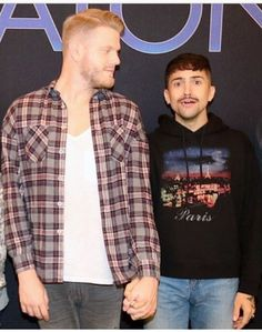 mitch is me when i saw them holding hands