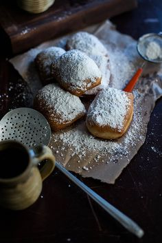 ... and Coffee Cake on Pinterest | Donuts, Coffee Cake and Baked Donuts