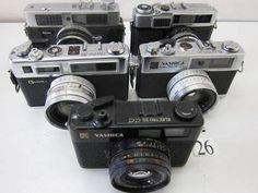 FC5-466KB ヤシカ等 フィルムカメラ 5台セット ジャンク - ヤフオク!   RICOH  35L YASHICA  MINISTER YASHICA  ELECTRO35GS YASHICA  ELECTRO 35GL YASHICA  ELECTRO 35 CC
