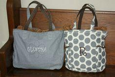 Retro Metro Tote VS Retro Metro Bag. www.mythirtyone.com/