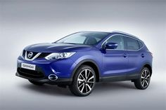 'All-new Nissan Qashqai uncovered'