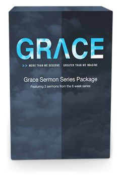 GRACE. A free sermon series package for your church or bible study.