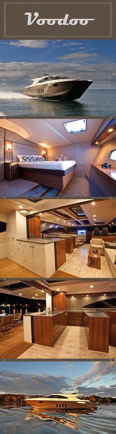 Pachoud Yachts 18m Sportcat - Voodoo